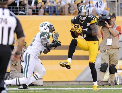 Roethlisberger shines as Steelers rip Jets 27-10