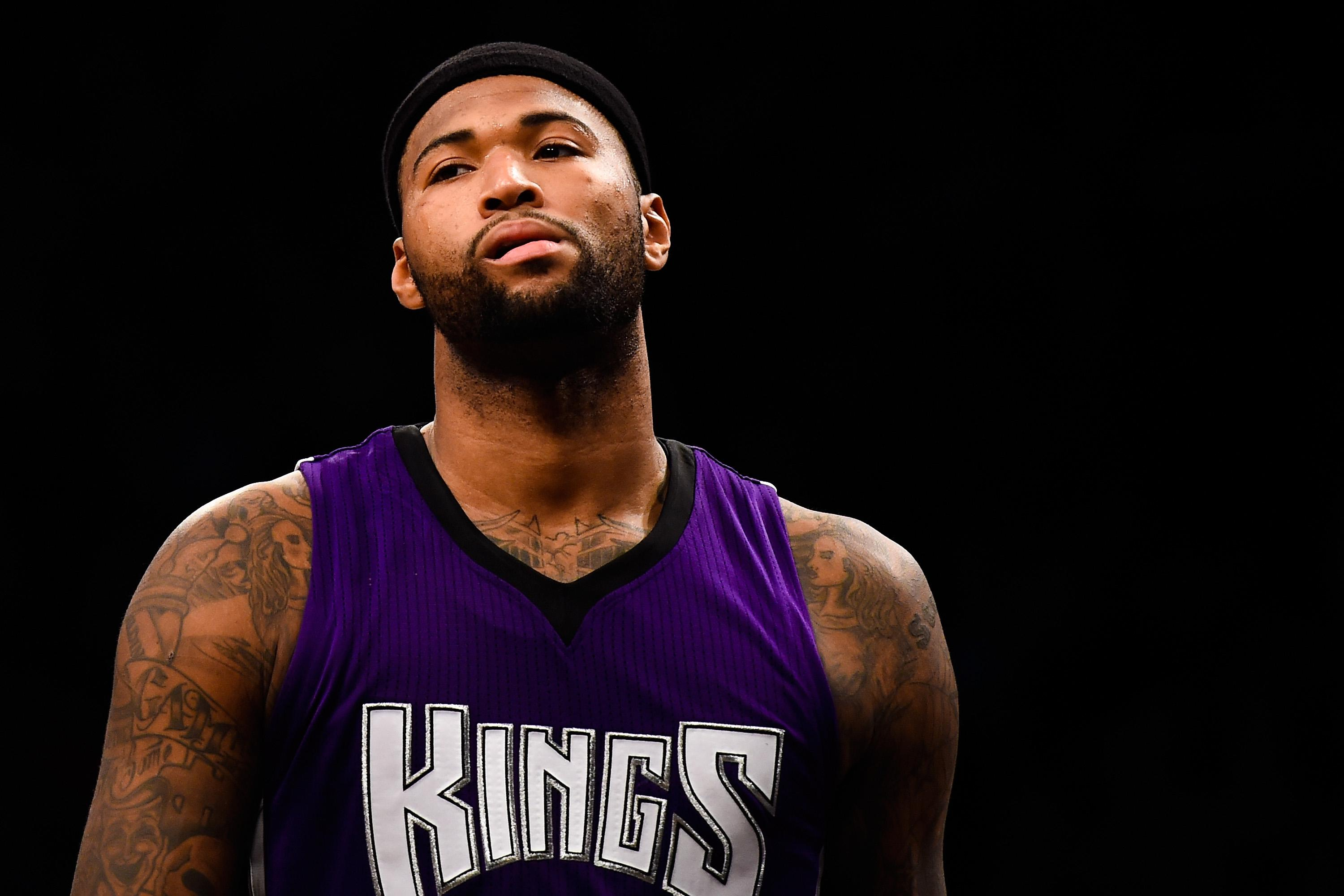 Kings' Cousins replaces hurt Kobe in All-Star Game