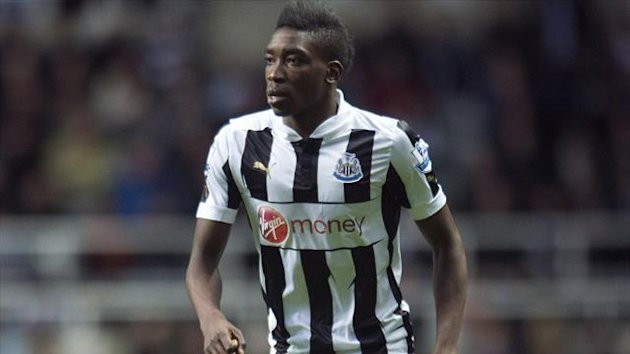 Sammy Ameobi has moved to Middlesbrough on loan