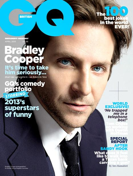 "Bradley Cooper Says He Didn't ""Want to Win an Oscar"""