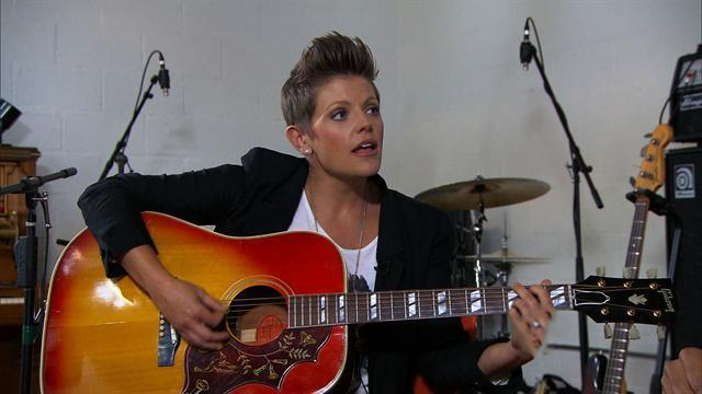 A Dixie Chick: Natalie Maines