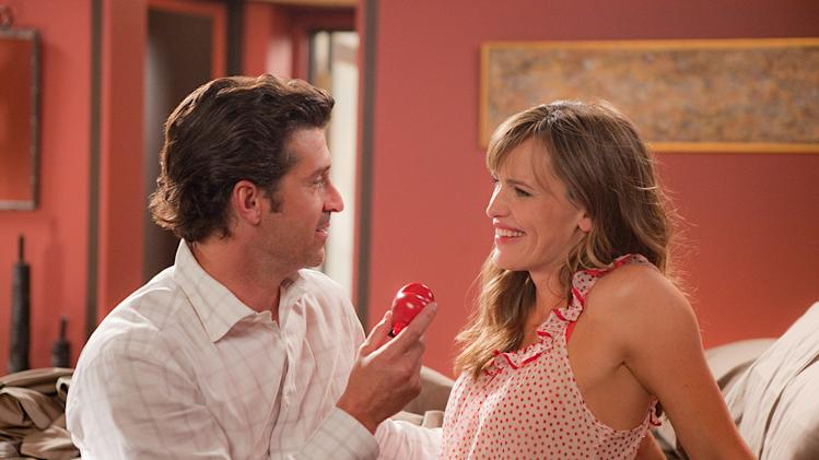 Valentine's Day Production Photos 2010 New Line Cinema Patrick Dempsey Jennifer Garner