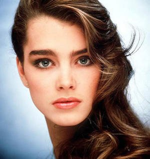 This fall channel Brooke Shields and her famously full eyebrows!