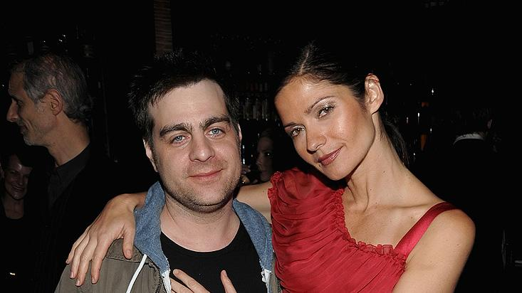 Lymelife Screening 2009 Derick Martini Jill Hennessy