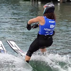 Get To Know Pro Water Ski Jumper Jacinta Carroll