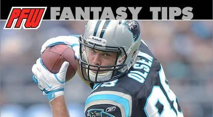 Week 15 TE tips: Olsen's hot streak should continue