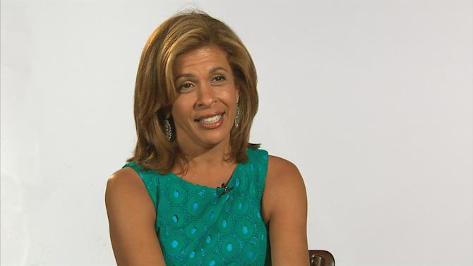Hoda Kotb on Drinking, Cancer and Fame