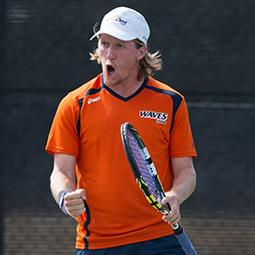 WCC Tennis | Day 2 Men's Recap