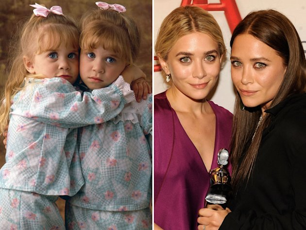 Mary-Kate Olsen/Ashley Olsen …