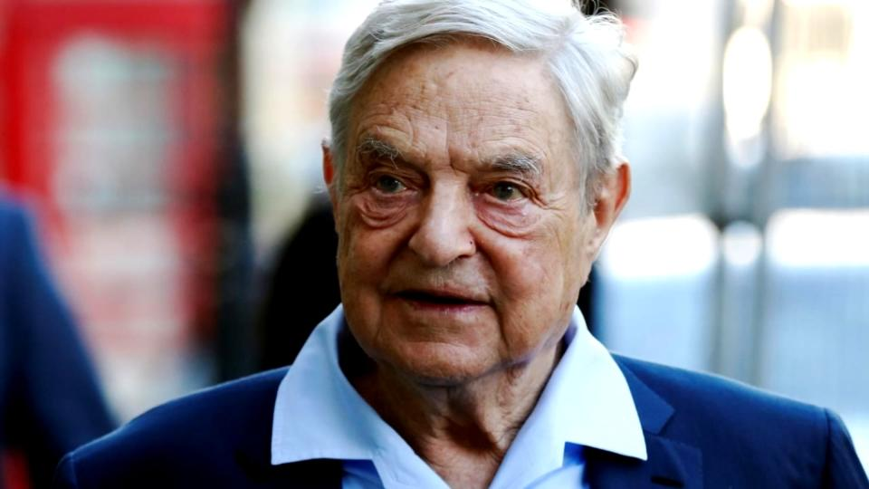 No, billionaire George Soros did not bet against the British Pound this time
