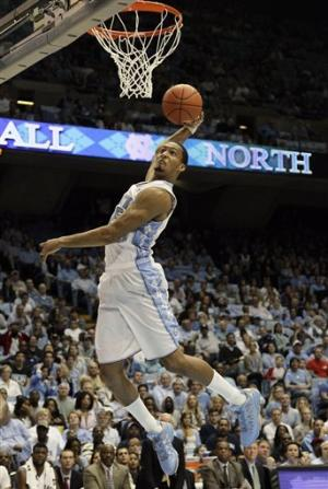No. 20 UNC jumps on ETSU early in 78-55 rout