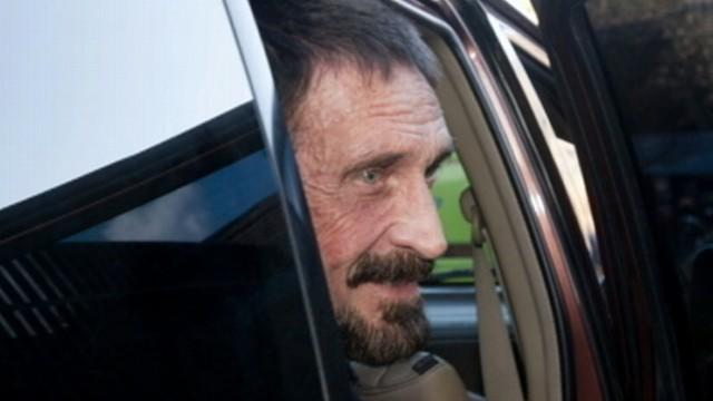 John McAfee Interview: Software Mogul Leaves Belize