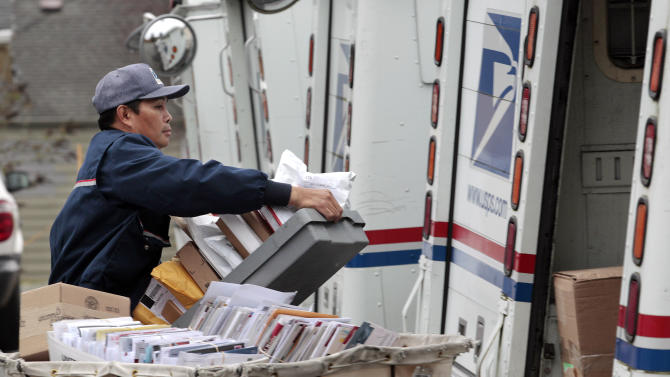 No more mail at your door? Delivery changes eyed