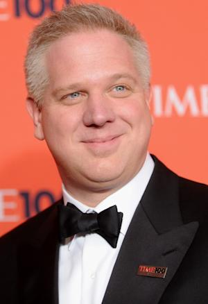FILE - In this May 4, 2010 file photo, Glenn Beck attends the TIME 100 gala celebrating the 100 most influential people, at the Time Warner Center in New York. Beck, who burned bright and fast at Fox News Channel, does his final show on the network Thursday before going into business for himself. (AP Photo/Evan Agostini, file)