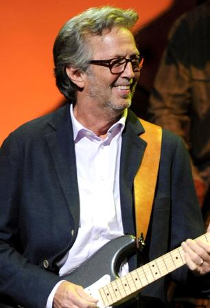 Eric Clapton Fetches $34 Million for Gerhard Richter Painting