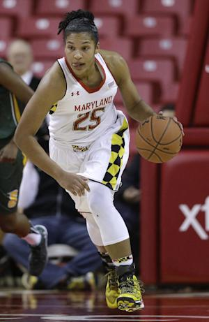 Terps' Thomas wins ACC player of year award again