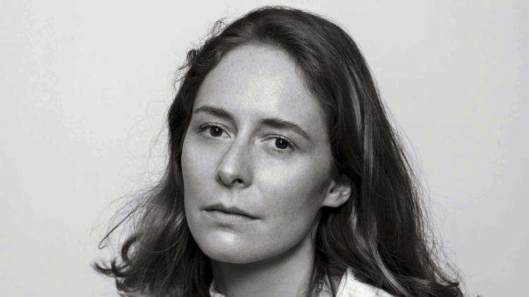 This undated photo provided by Hermes shows France's Nadege Vanhee-Cybulski, who was named has named French luxury powerhouse Hermes' new womenswear designer, to replace outgoing Christophe Lemaire. She was previously women's design director at Ashley Olsen and Mary-Kate Olsen's The Row, and has worked in important behind-the-scenes roles at Martin Margiela and Celine in Paris. (AP Photo/Inez et Vinoodh, Hermes)