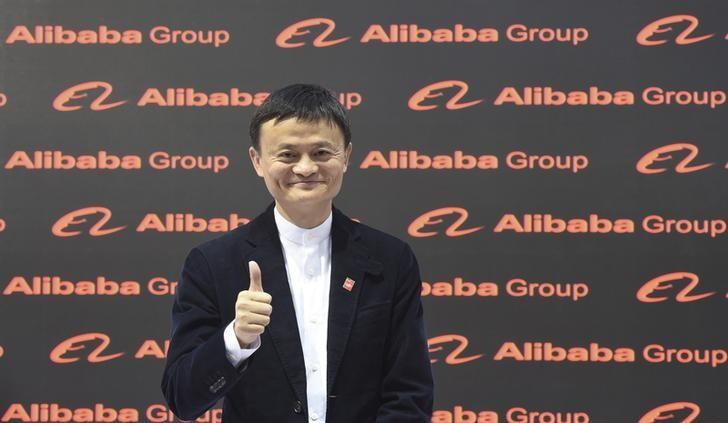 China's Alibaba signs digital distribution deal with music rights group BMG