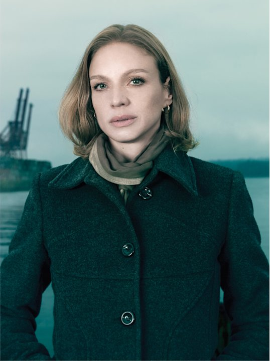 "Kristin Lehman stars as Gwen Eaton in ""The Killing."""