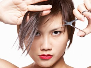 12 Temporary and Regret-Free DIY Hair Makeovers