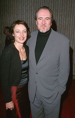 Premiere: Scream director Wes Craven at the premiere for Dimension's Scream 3 - 2/3/2000