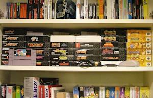 The World's Largest Video Game Collection Sells for $750,000