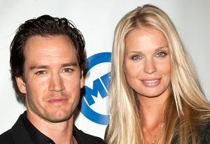 Mark-Paul Gosselaar and Catriona McGinn | Photo Credits: Michael Bezjian/WireImage