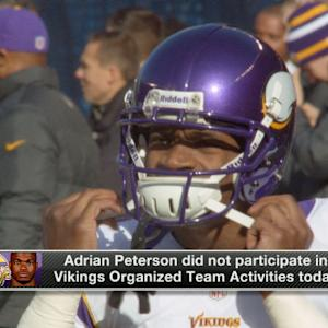 NFL Media's Jeff Darlington: Minnesota Vikings have all the leverage