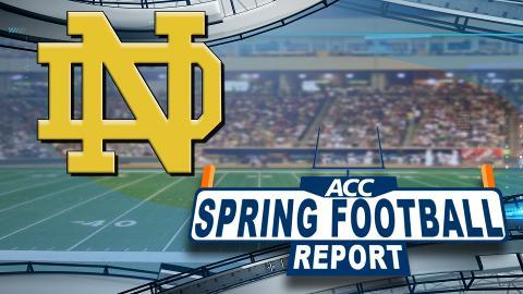 Notre Dame Spring Football Report