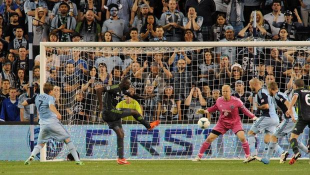 Sporting Kansas City 0, Seattle Sounders 1 | MLS Match Recap