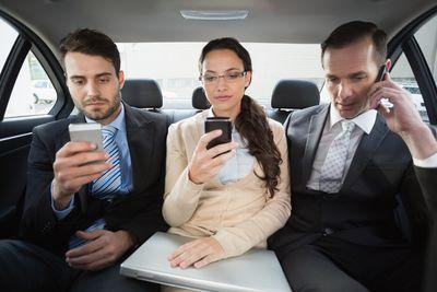 How smartphone apps could help carpooling go mainstream
