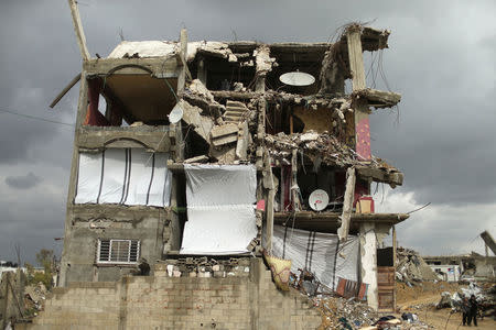Rebuilding Gaza could take a century if Israel keeps blockade