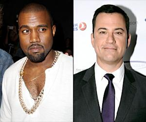 "Kanye West Blasts ""Manipulative"" Jimmy Kimmel on Twitter Over Spoof of BBC Radio 1 Interview"