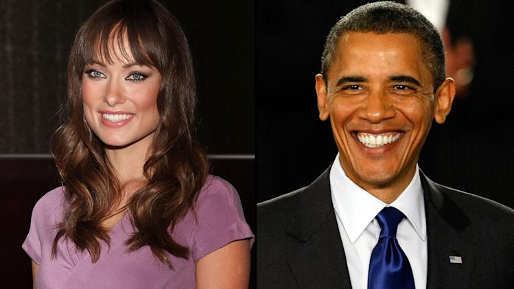 Olivia Wilde Fun Facts 2011 Barack Obama