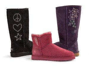 Bling It On: UGG® Launches In-Store Swarovski® Crystal Customization