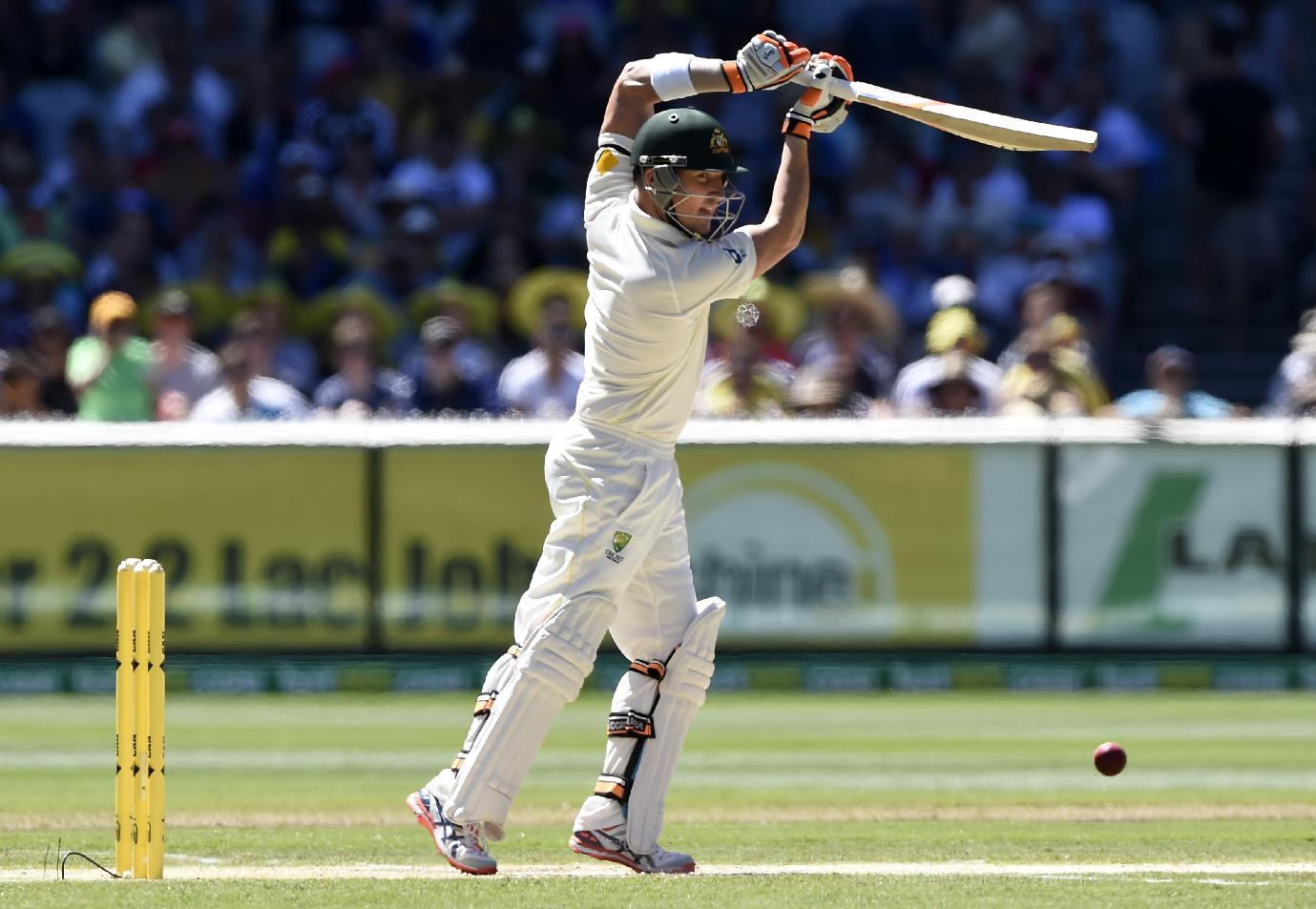 Australia 389-7 at lunch on day 2 of 3rd test vs India