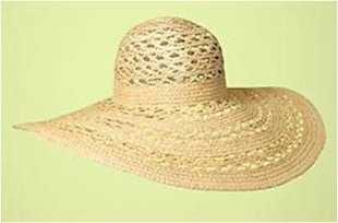 Straw Sun Hat
