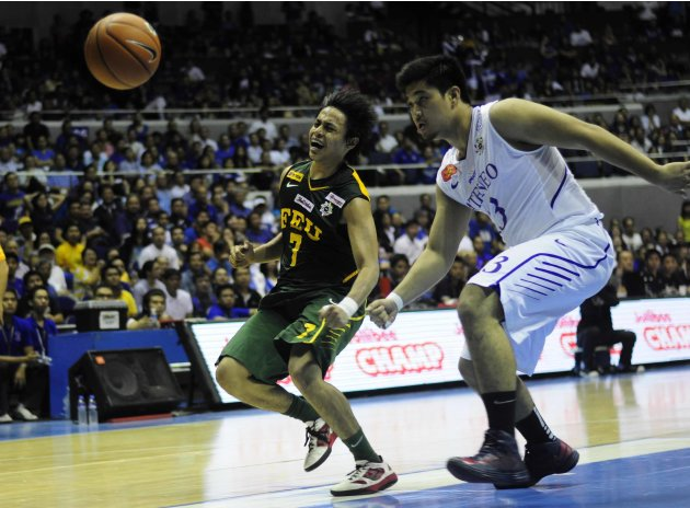 Terrence Romeo and Ryan Buenafe