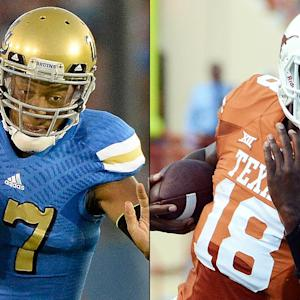 UCLA, Texas search for consistency