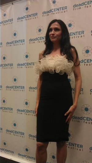 Famke Janssen, 2012 deadCENTER Film Festival