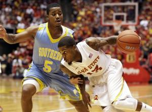 Iowa State beats Southern 82-59 in season opener