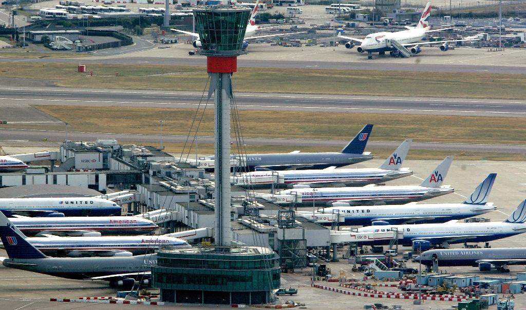 London's airports at a glance