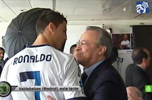 Calderon: If Ronaldo is not happy at Real Madrid, he has to leave