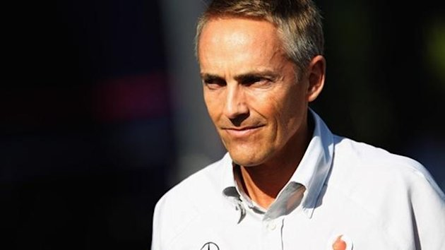Martin Whitmarsh of McLaren (Reuters)
