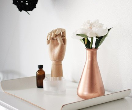 Copper Vase