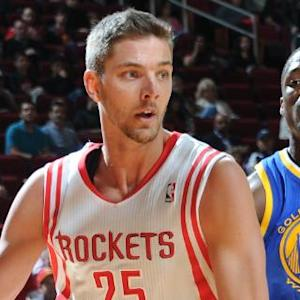 Steal of the Night - Chandler Parsons