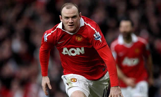 Could Wayne Rooney be peaking at the right time of the season? (Getty photo)