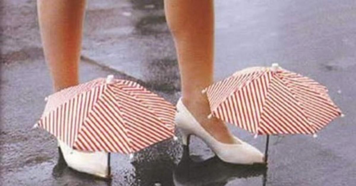 14 Shoes That Are the Craziest Things To Be Put On