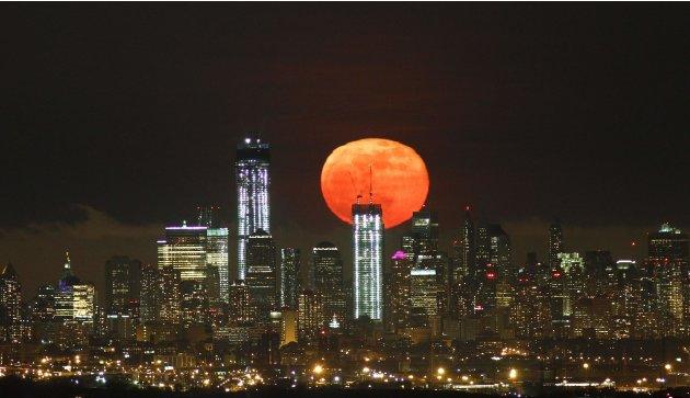 Super Moon Photos