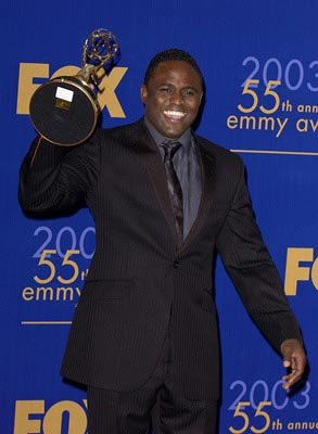 Wayne Brady Outstanding Individual Performance in a Variety or Music Program 55th Annual Emmy Awards - 9/21/2003